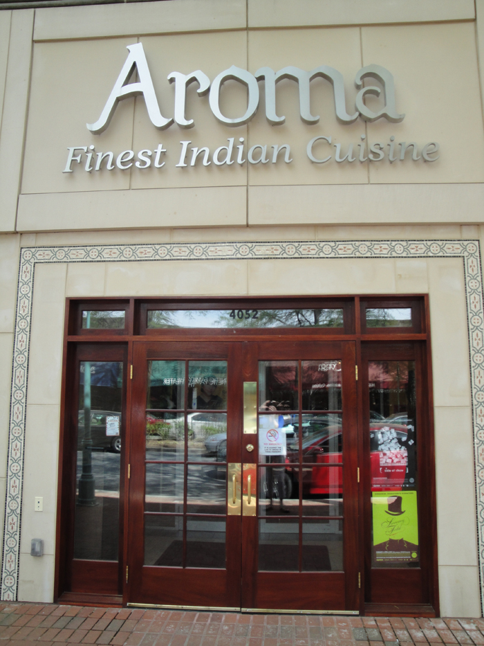 Aroma Indian Restaurant Shirlington